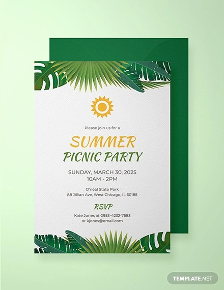 Free Downloadable Picnic Invitation Template Lovely Free Teddy Bear Picnic Birthday Invitation Template