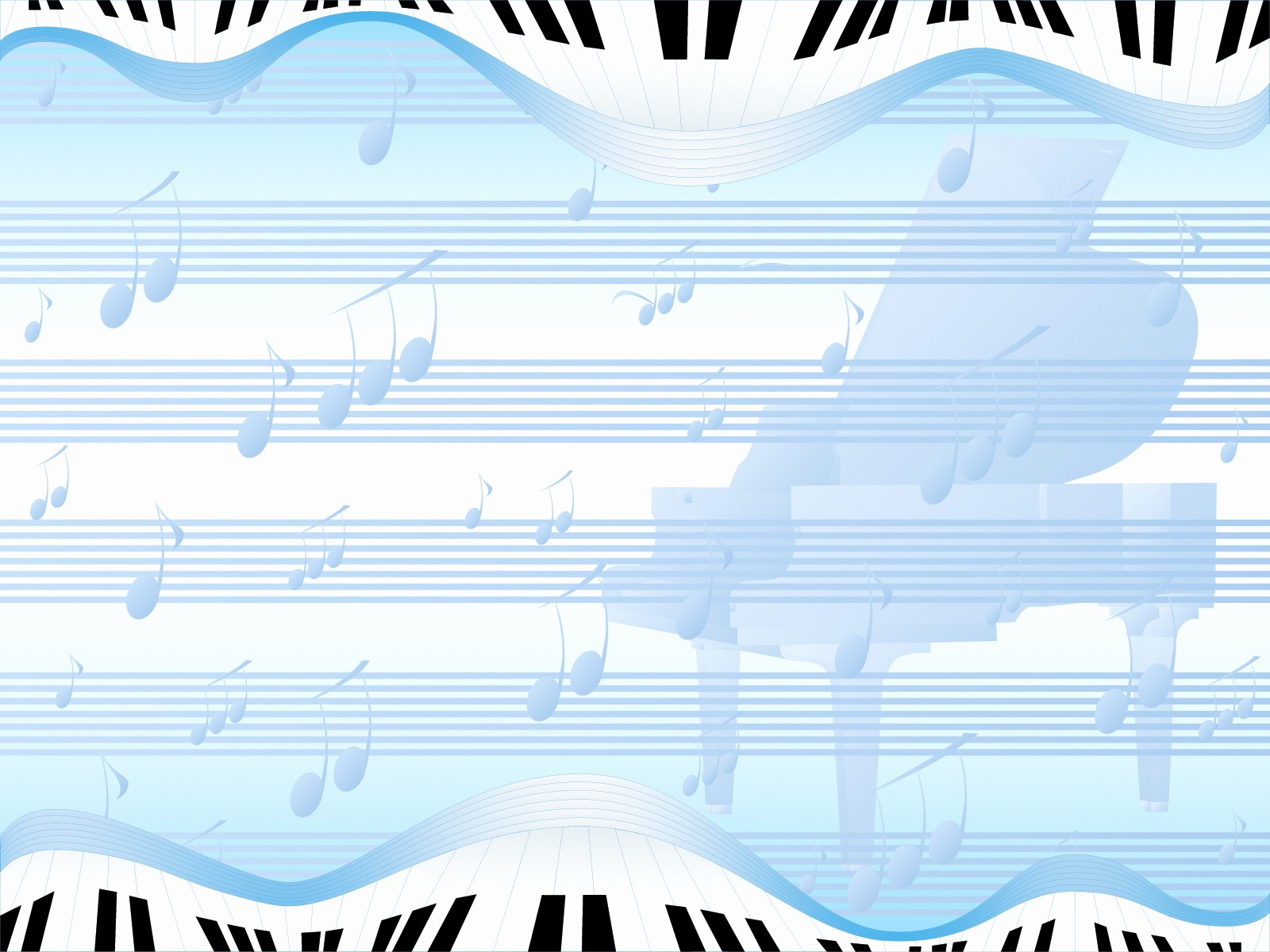 Free Downloadable Powerpoint Presentation Templates Elegant Piano Abstract Powerpoint Templates Abstract Blue