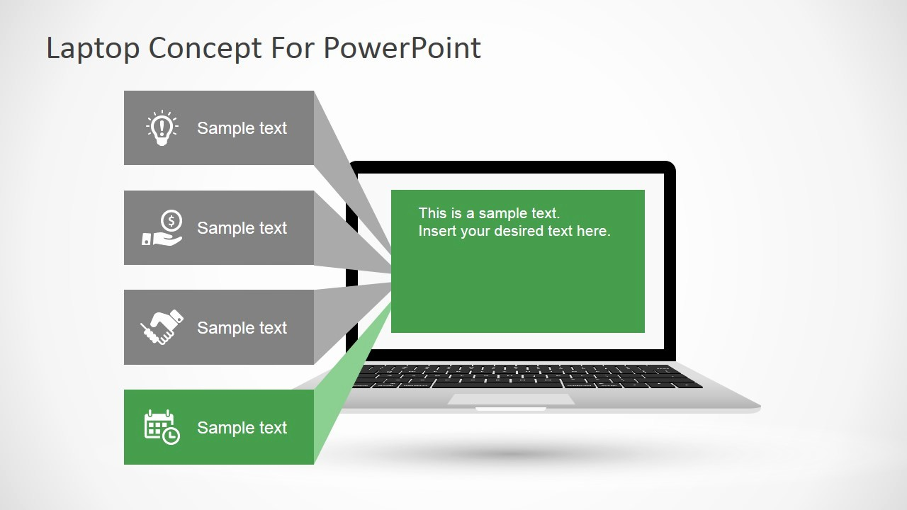Free Downloadable Powerpoint Presentation Templates Luxury Free Laptop Concept for Powerpoint Slidemodel