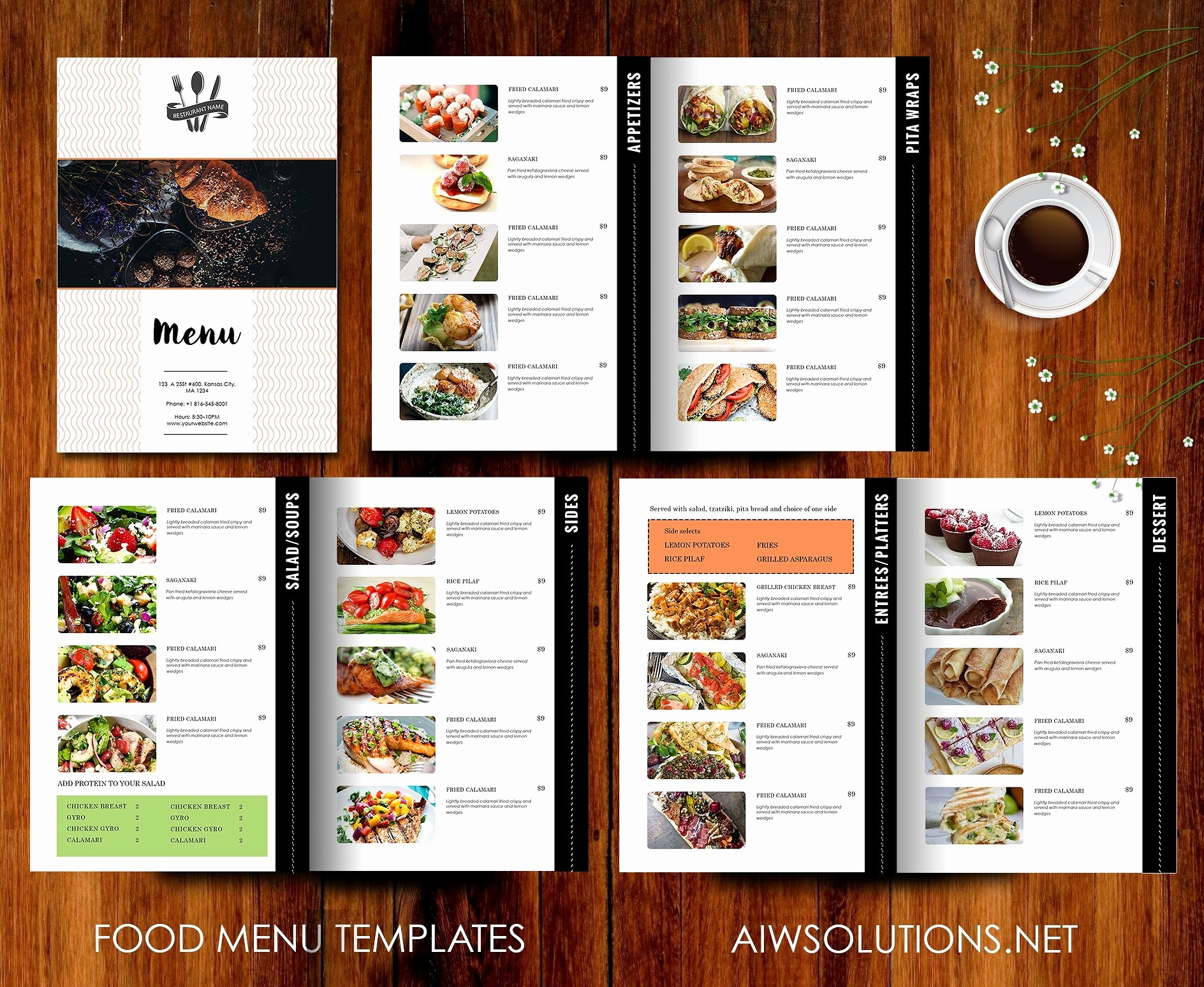 Free Downloadable Restaurant Menu Templates Fresh 9 Essential Restaurant Menu Design Tips
