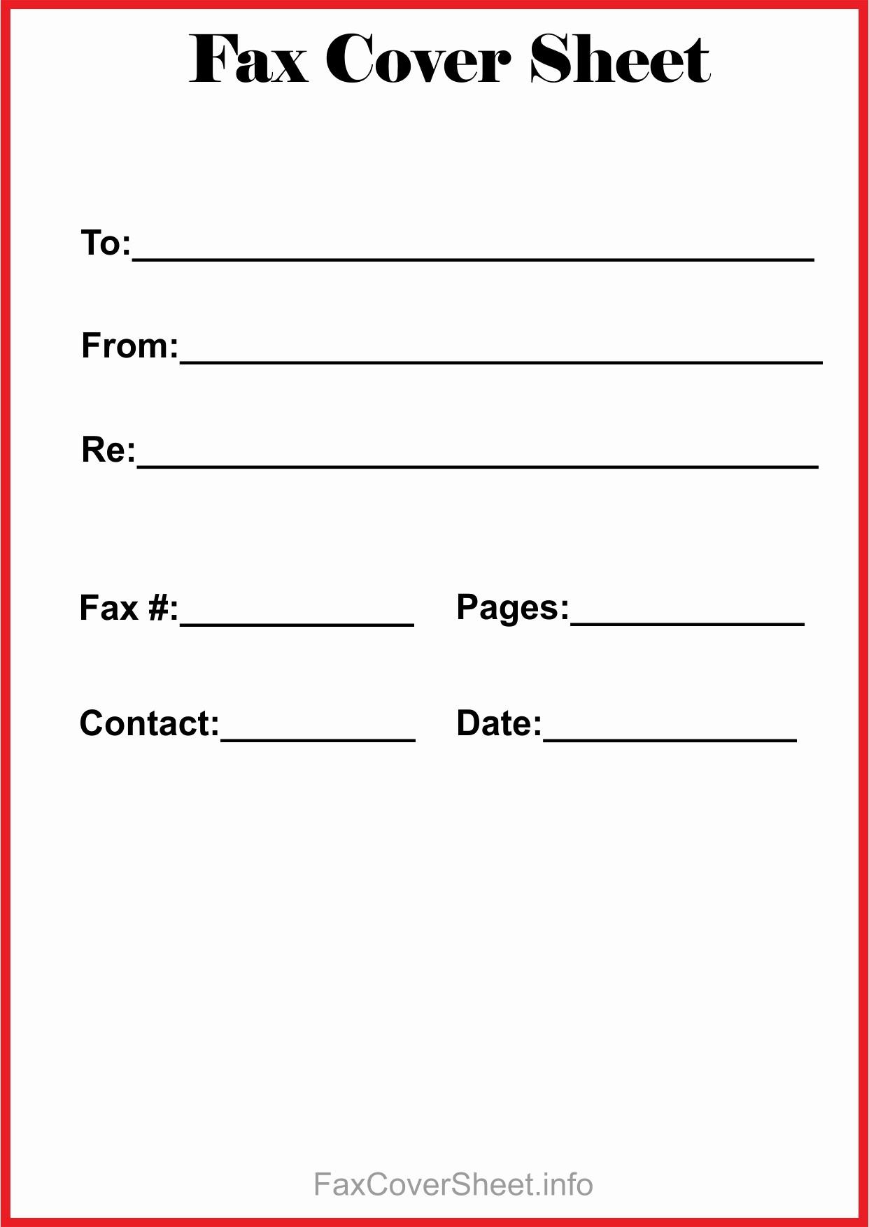 Free Downloads Fax Cover Sheet Beautiful Free Fax Cover Sheet Template Download