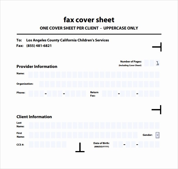 Free Downloads Fax Cover Sheet Lovely 8 Confidential Fax Cover Sheet Templates to Download