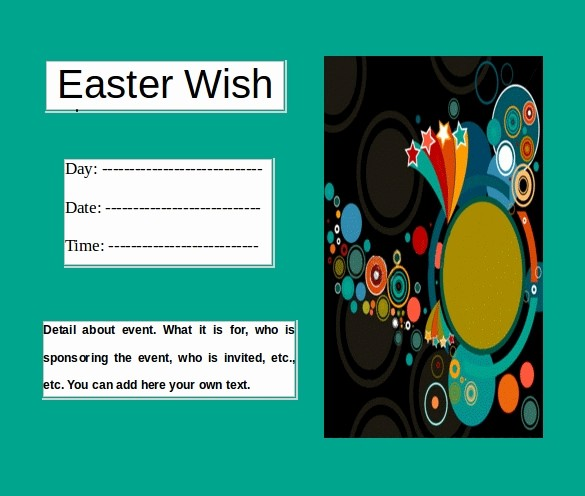 Free Easter Templates for Word Inspirational 12 Easter Brochures