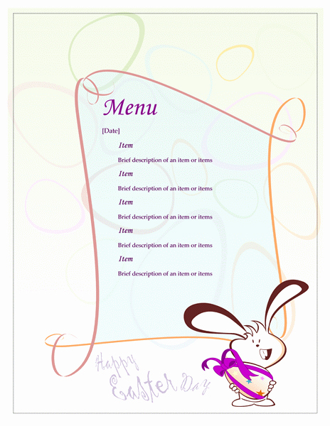 Free Easter Templates for Word Inspirational Easter Invitation Templates Word – Hd Easter