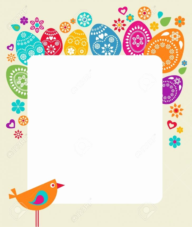 Free Easter Templates for Word Lovely Card Easter Card Template