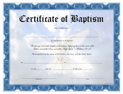 Free Editable Baptism Certificate Template Awesome 7 Best Ideas for the House Images On Pinterest