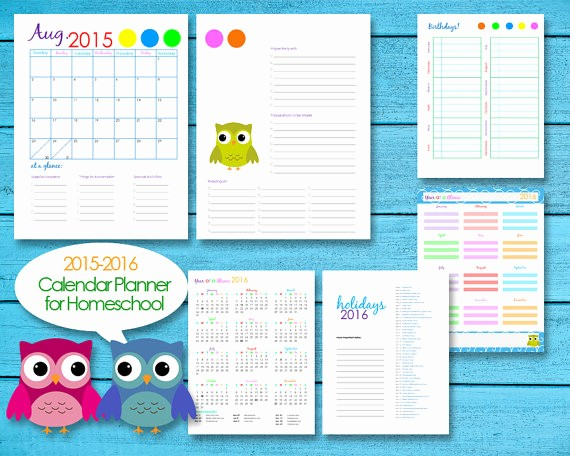 Free Editable Calendar for Teachers Beautiful 9 Best Of Editable 2016 Calendar Printable for