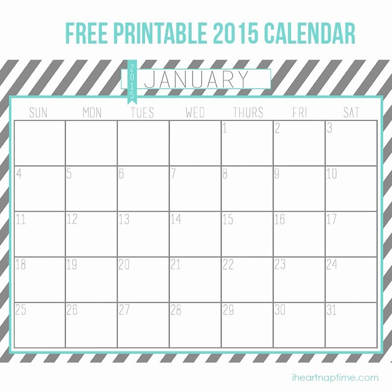 Free Editable Calendar for Teachers Lovely 6 Best Of 2015 Printable Calendars for Teachers
