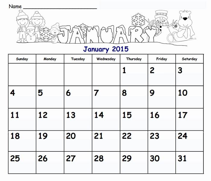 Free Editable Calendar Template 2015 New 17 2015 Calendar Template Editable 2015 Monthly