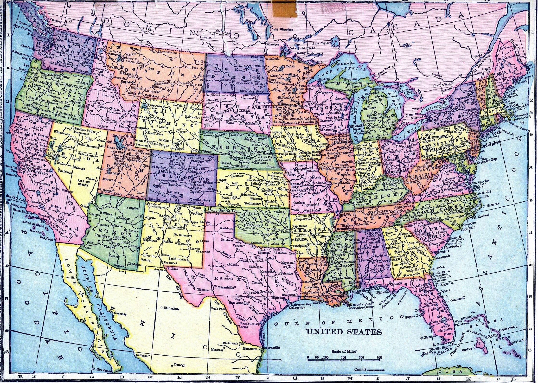 Free Editable Map Of Us Awesome Free Editable Map United States Save Map Florida Roads and