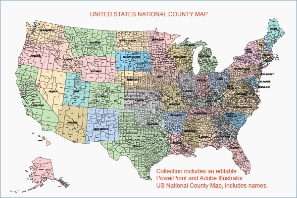 Free Editable Maps Of Usa Elegant Editable Map the United States Powerpoint – Skywrite