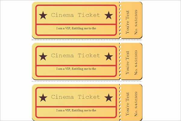 Free Editable Raffle Ticket Template Awesome 34 Raffle Ticket Template Free Word Pdf Psd Doc