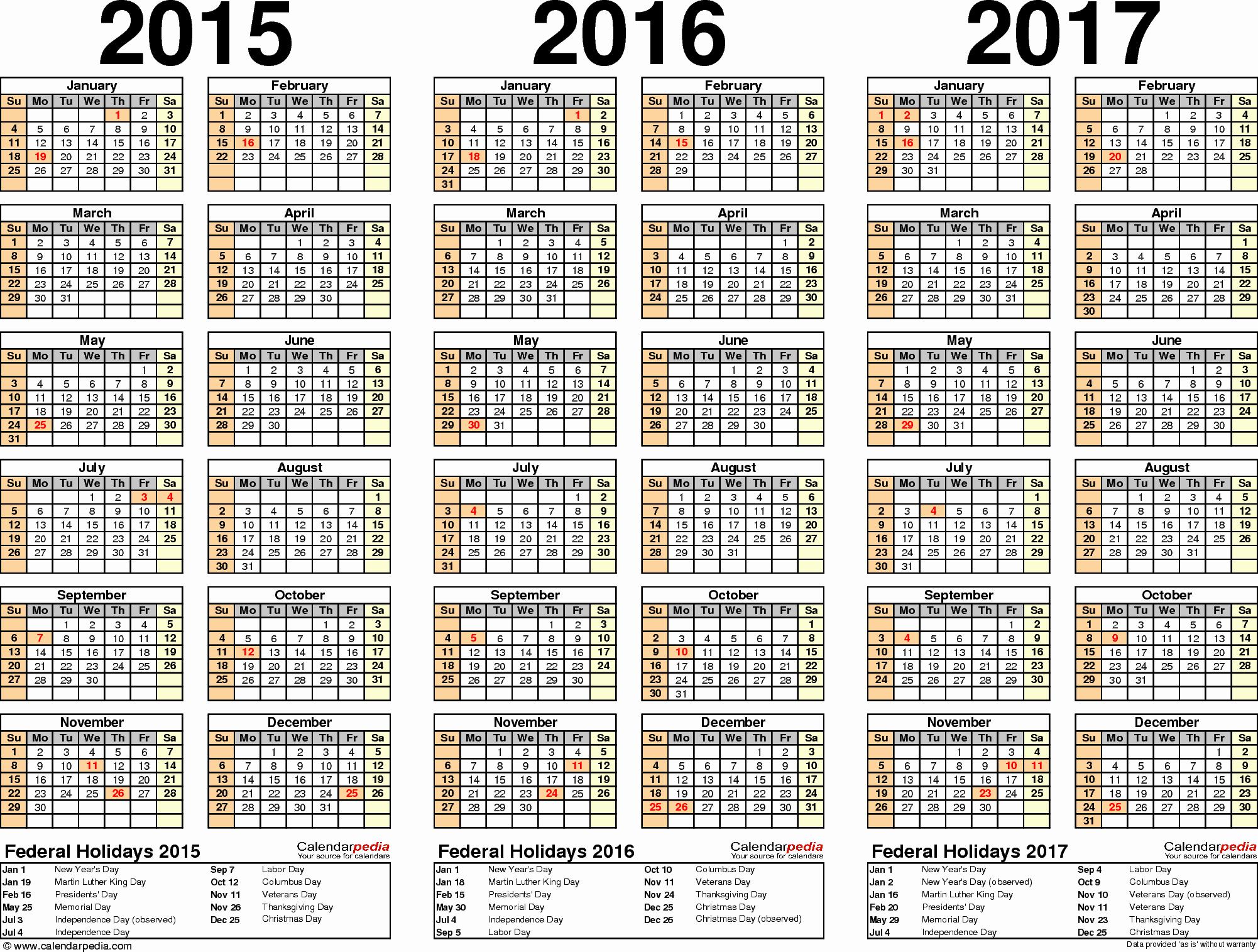 Free Employee attendance Calendar 2016 New Free Printable Employee attendance Calendar Template 2016