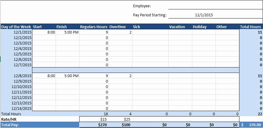 Free Employee Time Tracking Spreadsheet Awesome Free Human Resources Templates In Excel