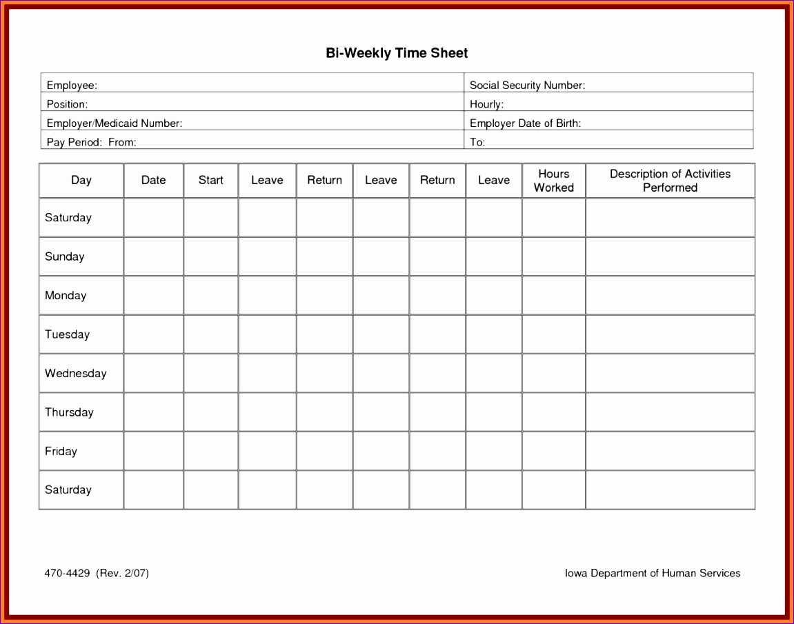 Free Employee Time Tracking Spreadsheet Fresh 5 Time Tracker Excel Template Exceltemplates