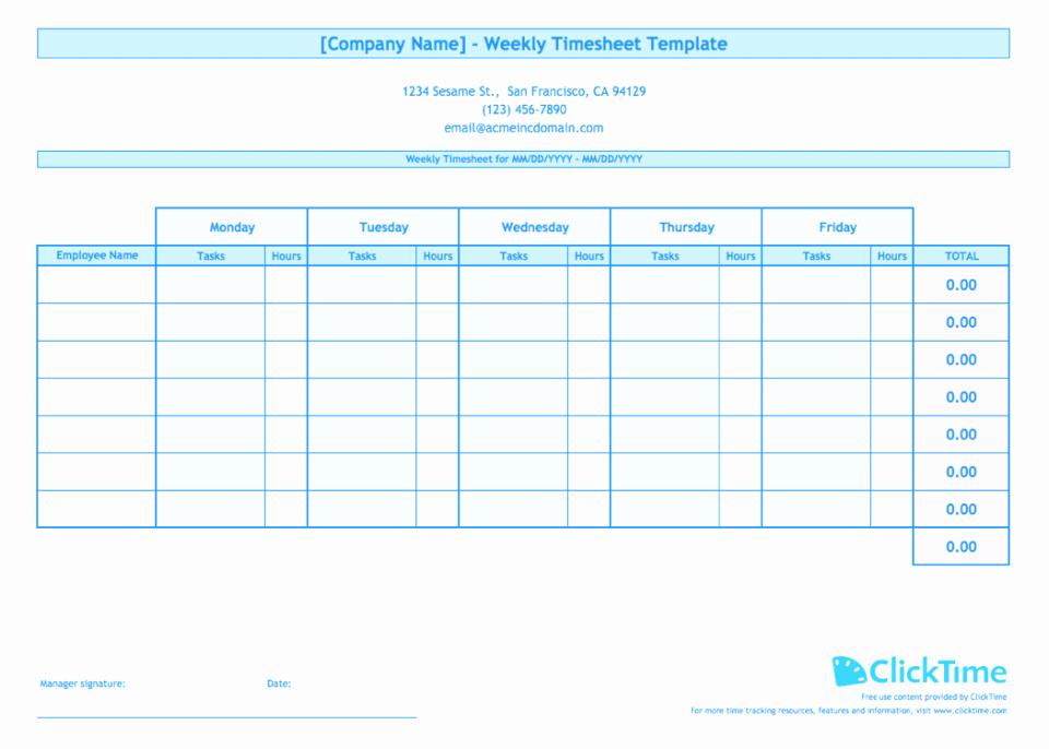 Free Employee Time Tracking Spreadsheet Fresh Free Employee Time Tracking Spreadsheet F Vacation