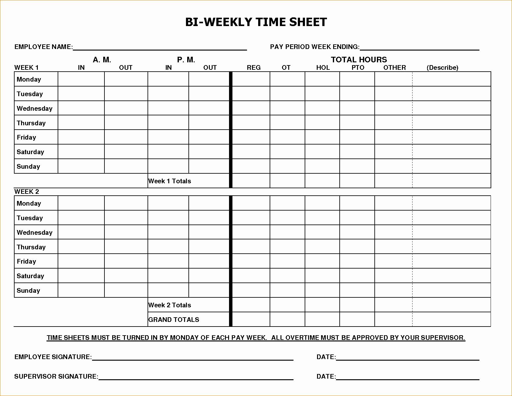 Free Employee Time Tracking Spreadsheet Inspirational Weekly Timesheet Spreadsheet