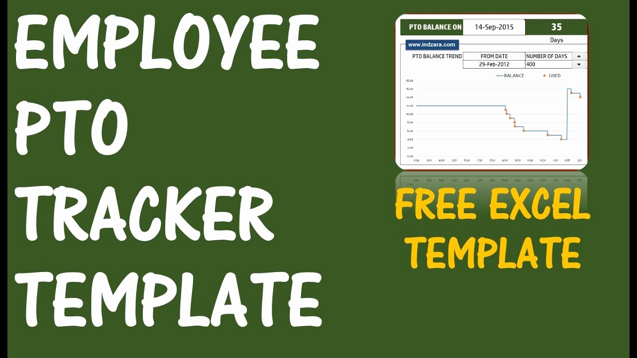 Free Employee Time Tracking Spreadsheet Lovely Pto Calculator Excel Template Employee Pto Tracker