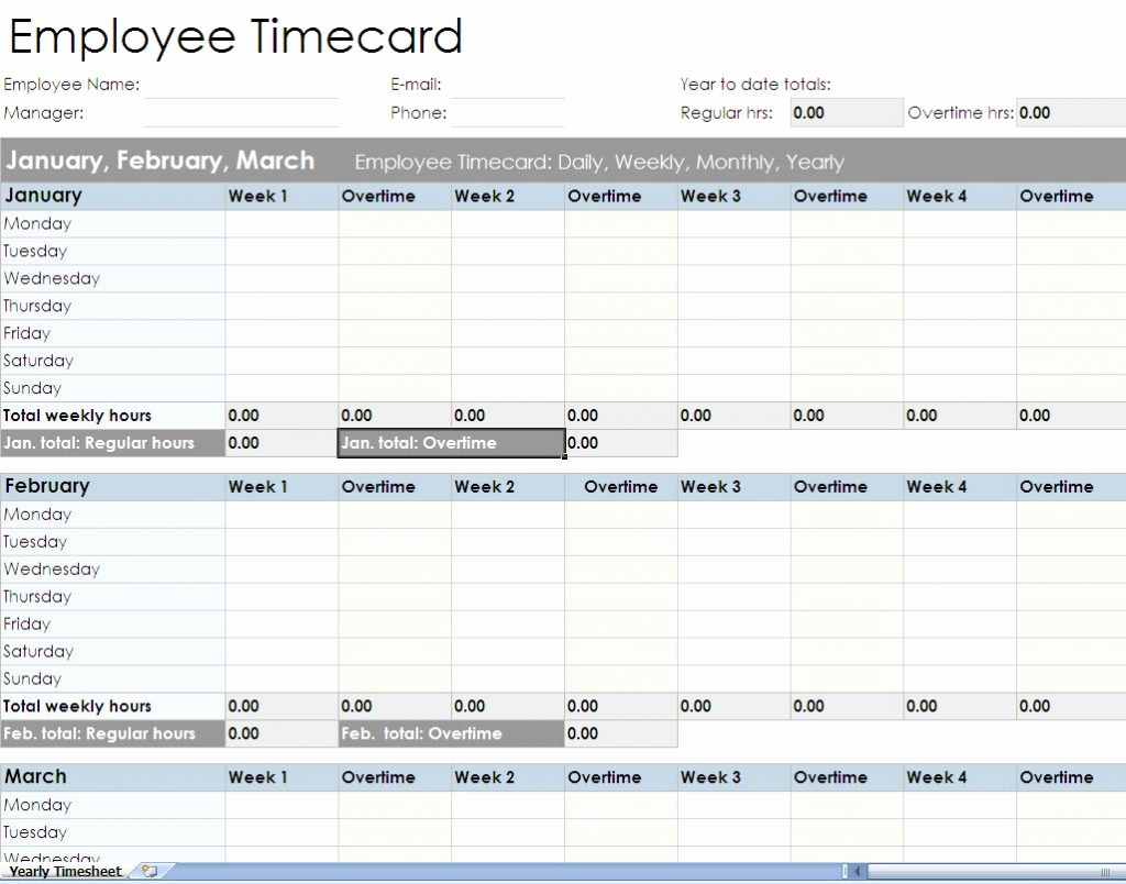 Free Employee Time Tracking Spreadsheet Unique Sheet Free Employee Time Trackingadsheet Editable