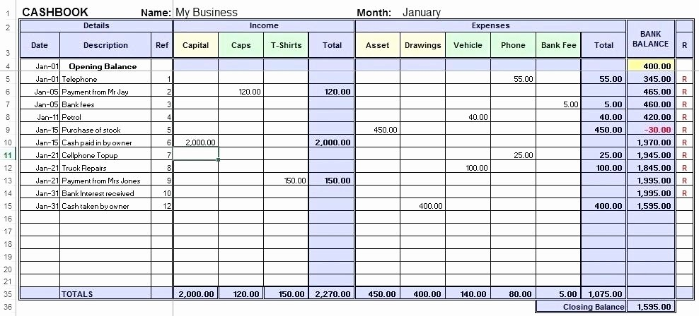 Free Excel Accounting Templates Download Luxury Small Business Accounting Template Excel Download by