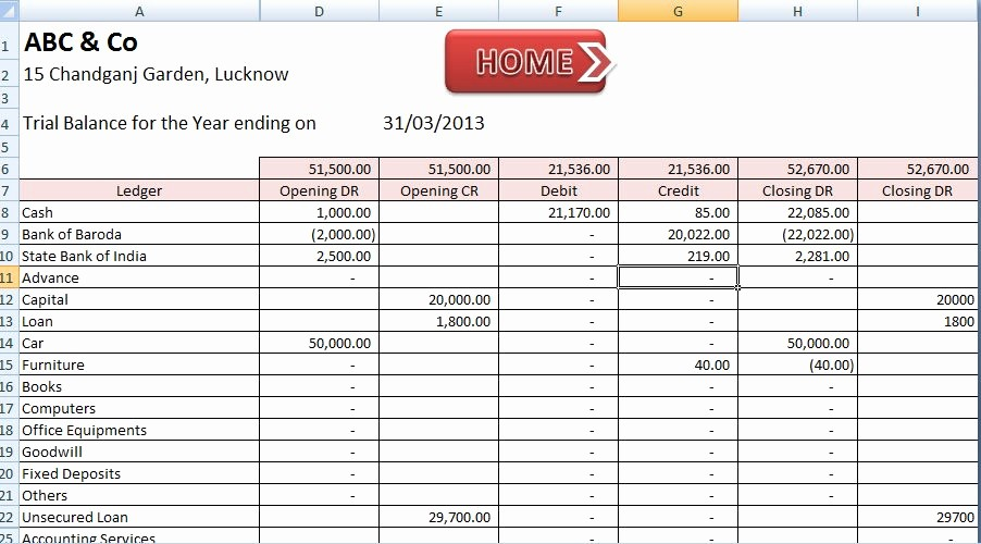 Free Excel Accounting Templates Download Unique Abcaus Excel Accounting Template Download