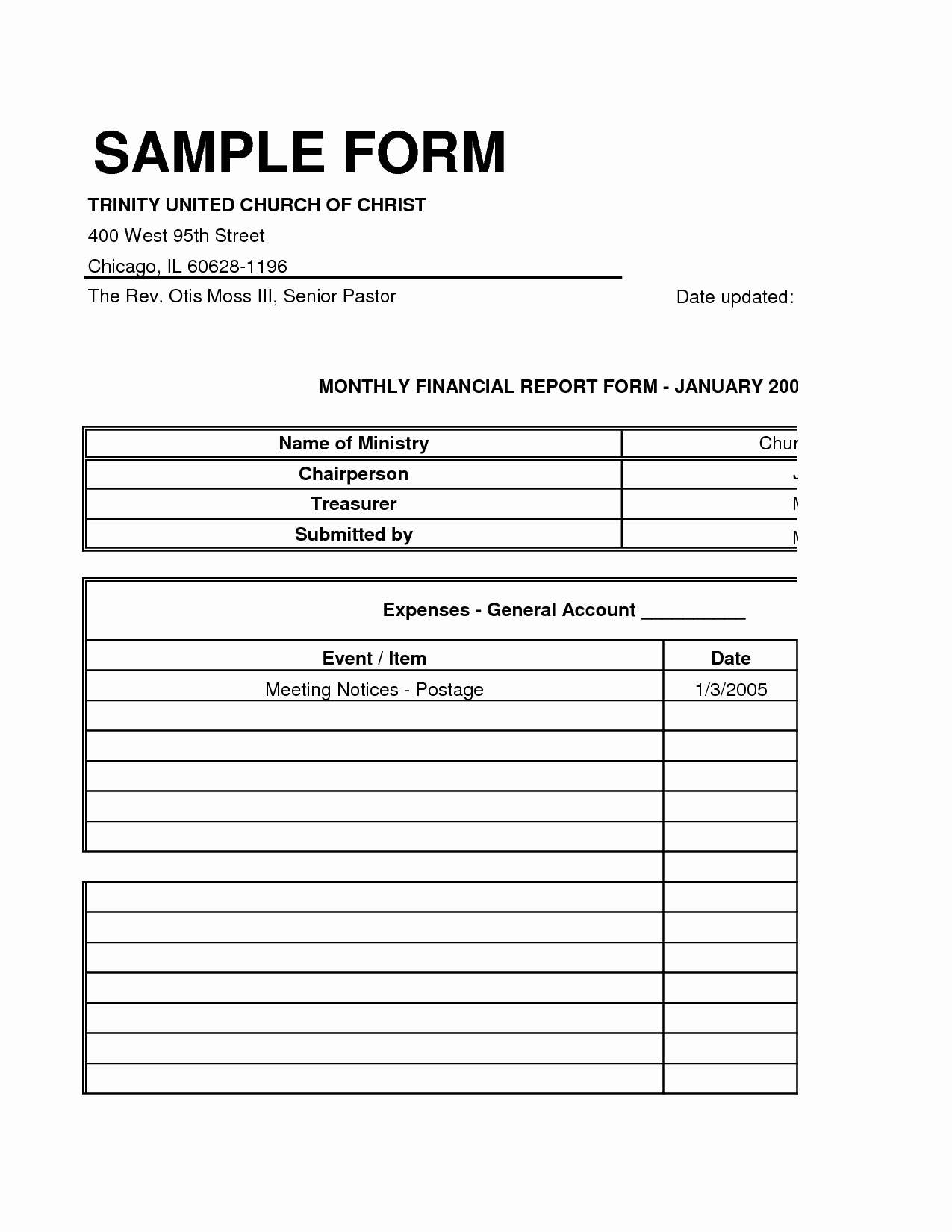 Free Excel Financial Statement Templates Awesome Church Financial Statement Template Excel Free Templates