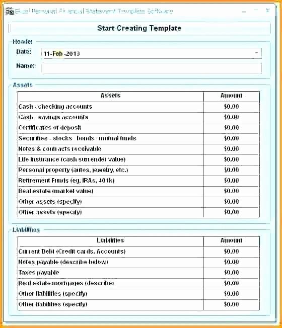 Free Excel Financial Statement Templates Unique Fantastic Business In E Statement Template Elaboration