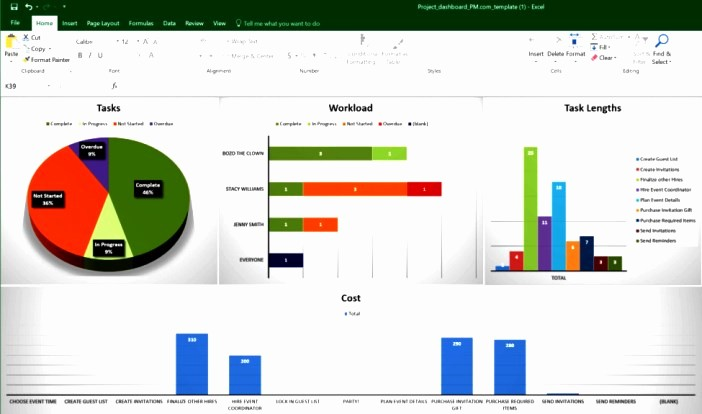 Free Excel Project Tracking Templates Best Of Excel Project Management Templates Free