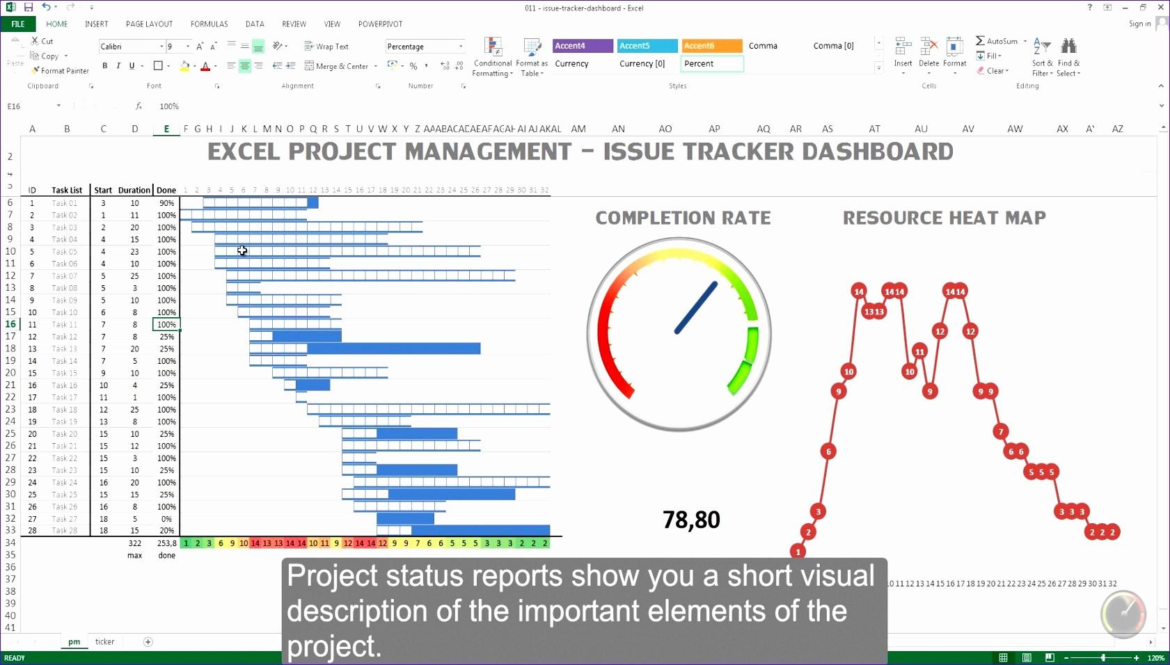 Free Excel Templates Project Management Unique 10 Simple Excel Project Management Template