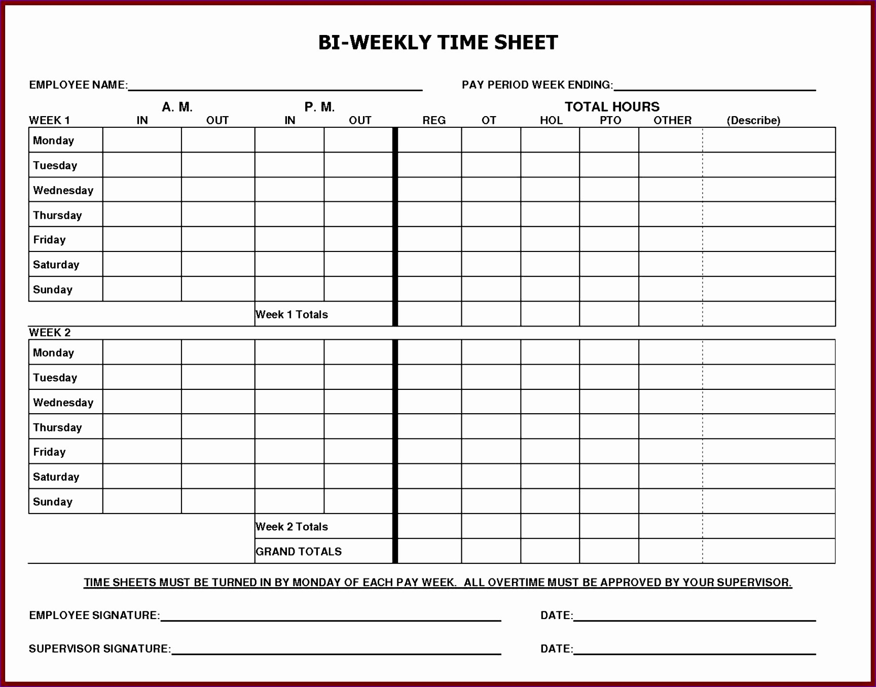 Free Excel Time Sheet Template Best Of 6 Free Excel Timesheet Template with formulas