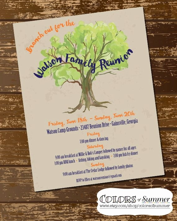 Free Family Reunion Flyer Template Best Of Family Reunion Invitation Family Reunion Flyer Family Tree
