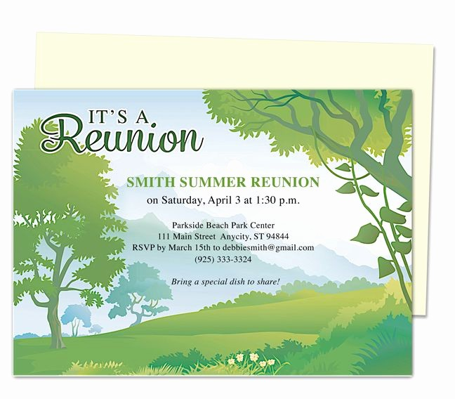 Free Family Reunion Flyer Template Elegant Pinterest • the World's Catalog Of Ideas
