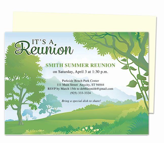 Free Family Reunion Flyer Template Elegant Pinterest • the World's Catalog Of Ideas