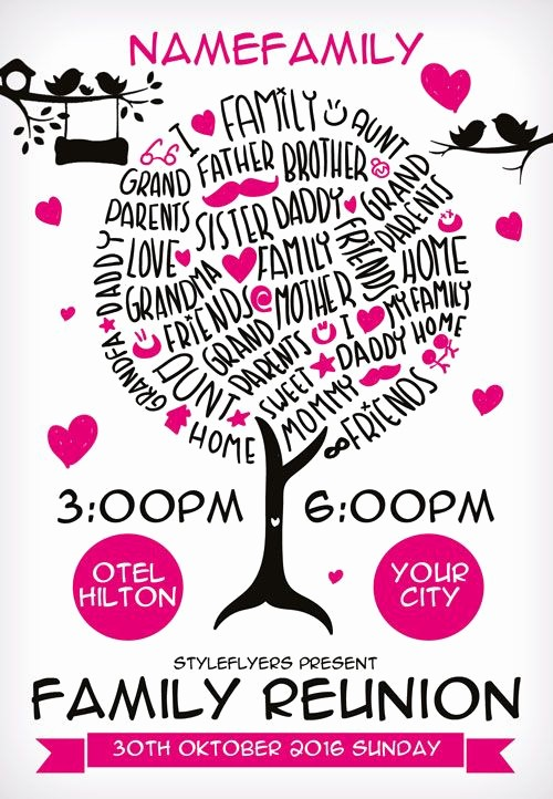 Free Family Reunion Flyer Template Lovely the 25 Best Free Flyer Templates Ideas On Pinterest
