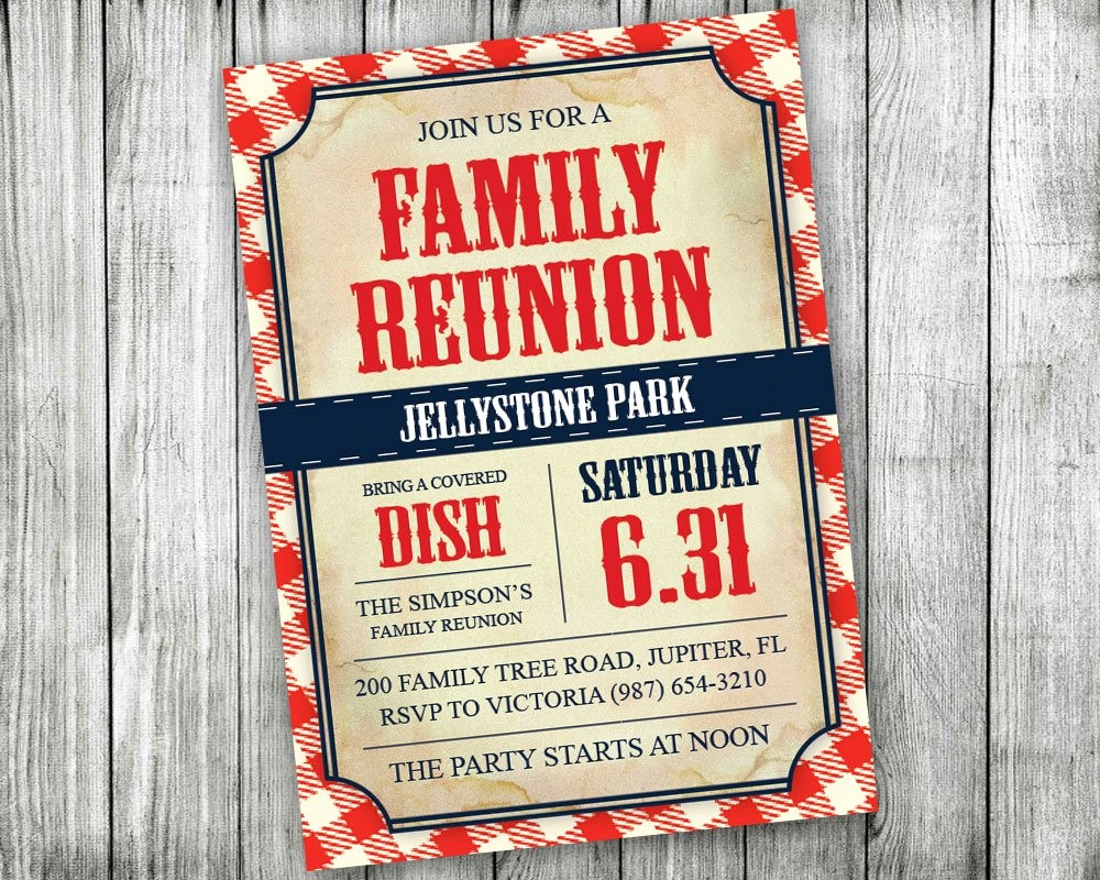 Free Family Reunion Flyer Template Unique Printable Family Reunion Invitations Backyard Bbq
