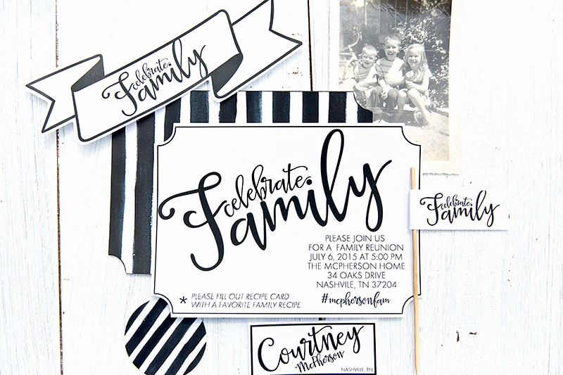 Free Family Reunion Flyer Templates Best Of How to Host A Stylish Family Reunion