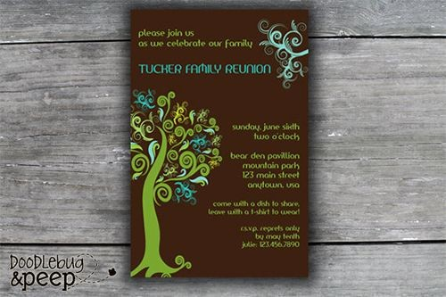 Free Family Reunion Flyer Templates Fresh Best 25 Family Reunion Invitations Ideas On Pinterest