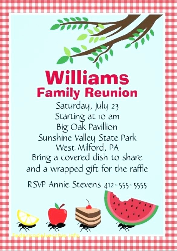 Free Family Reunion Flyer Templates Fresh Nice Family Reunion Templates S Family Reunion