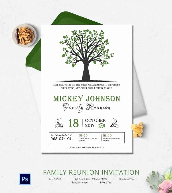 Free Family Reunion Flyers Templates Fresh Family Reunion Invitation Templates Beepmunk