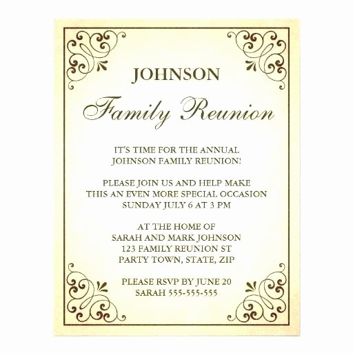 Free Family Reunion Flyers Templates Luxury Family Reunion Template – Meetwithlisafo