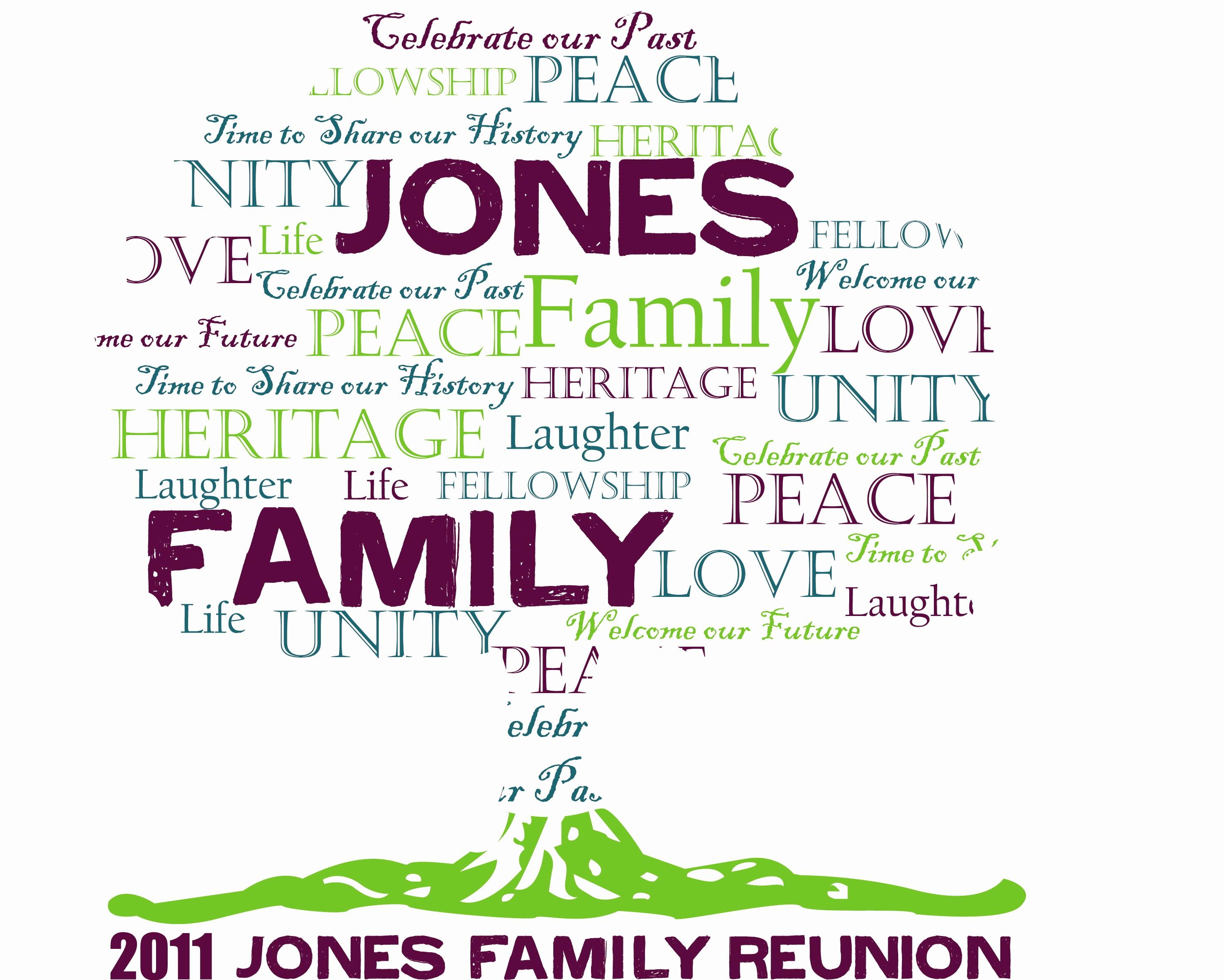 Free Family Reunion Flyers Templates New Family Reunion Invitation Template Portablegasgrillweber