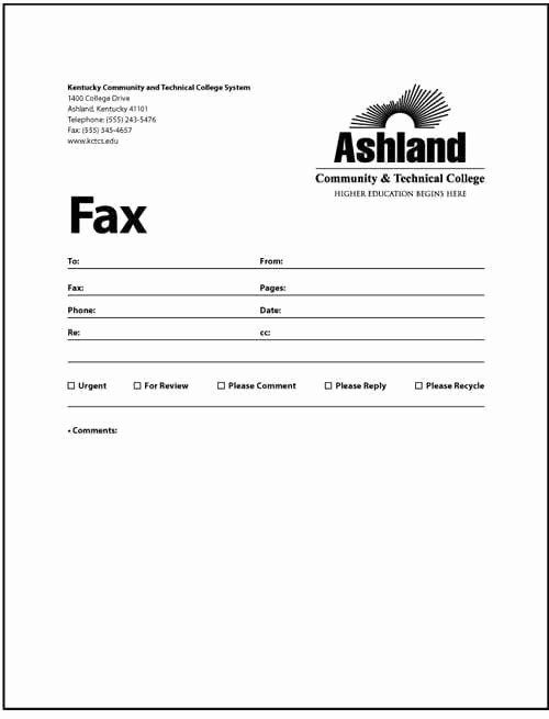Free Fax Cover Letter Template New 21 Free Fax Cover Sheet Templates Word Excel formats