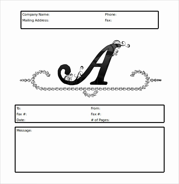 Free Fax Cover Sheets Download Beautiful Personal Fax Cover Sheet
