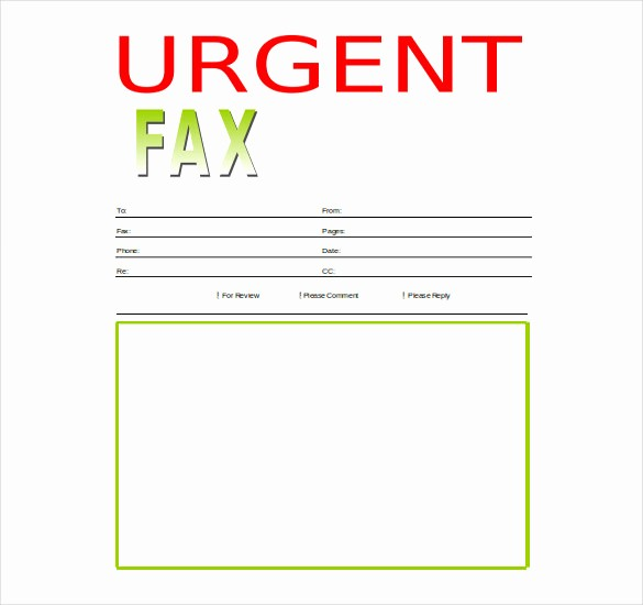Free Fax Templates for Word Lovely 12 Word Fax Cover Sheet Templates Free Download