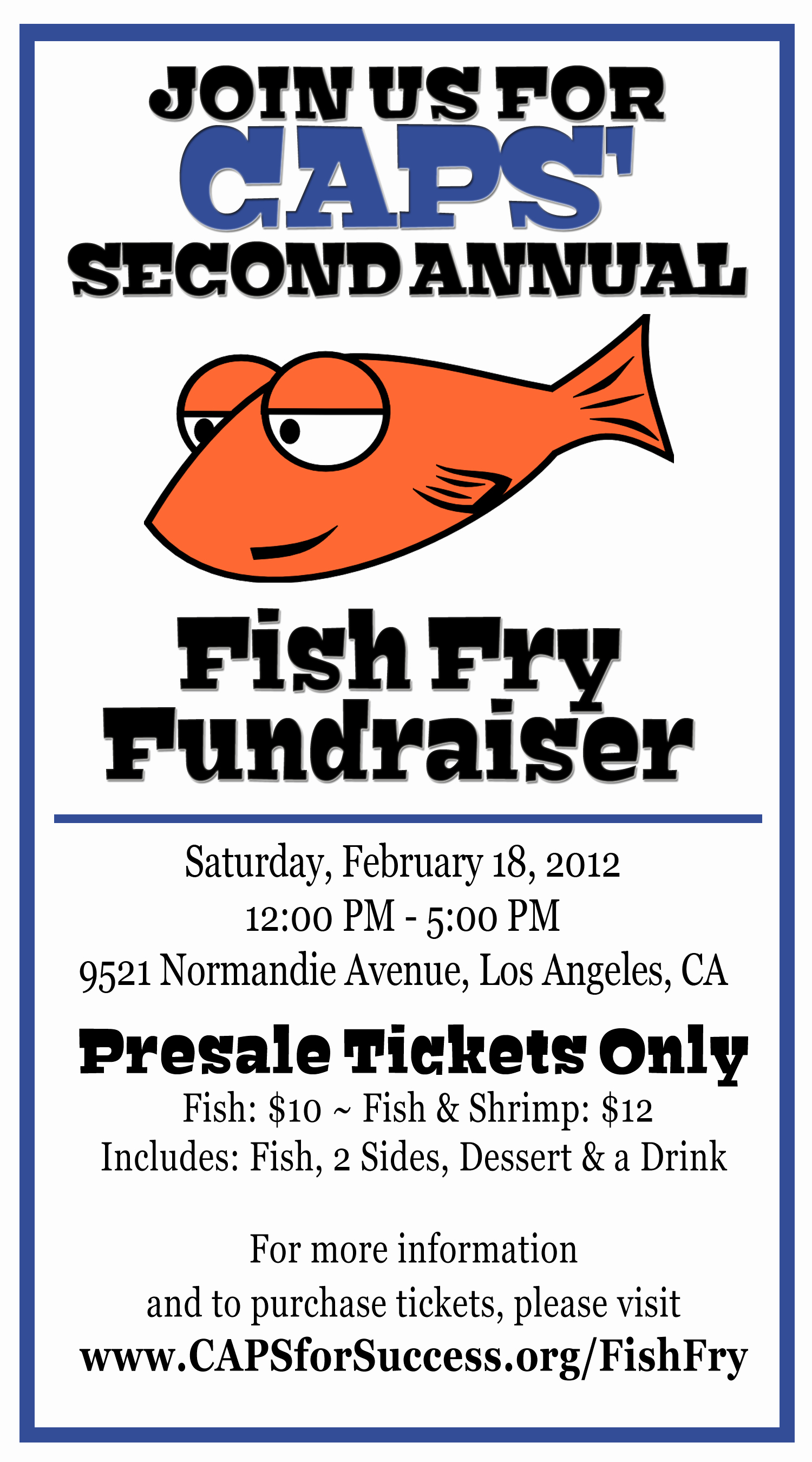 Free Fish Fry Flyer Template Beautiful 6 Best Of Free Printable Fish Fry Flyer Church