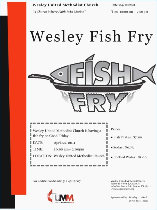 Free Fish Fry Flyer Template Best Of Fish Fry Flyer Powerpoint Template – Harddancefo
