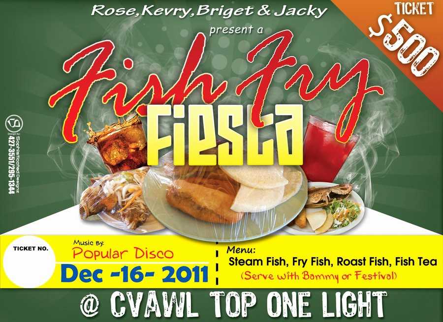 Free Fish Fry Flyer Template Unique Free Fish Fry Flyer Template Yourweek 7615dbeca25e