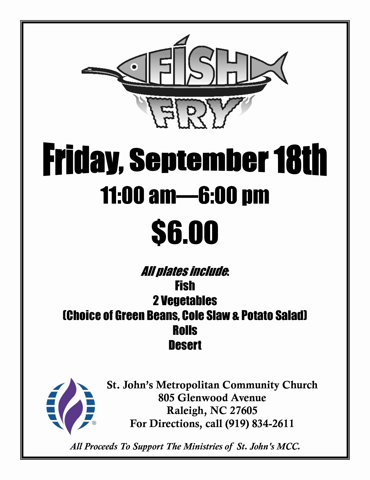 Free Fish Fry Flyer Templates Awesome Fish Fry Flyer Template