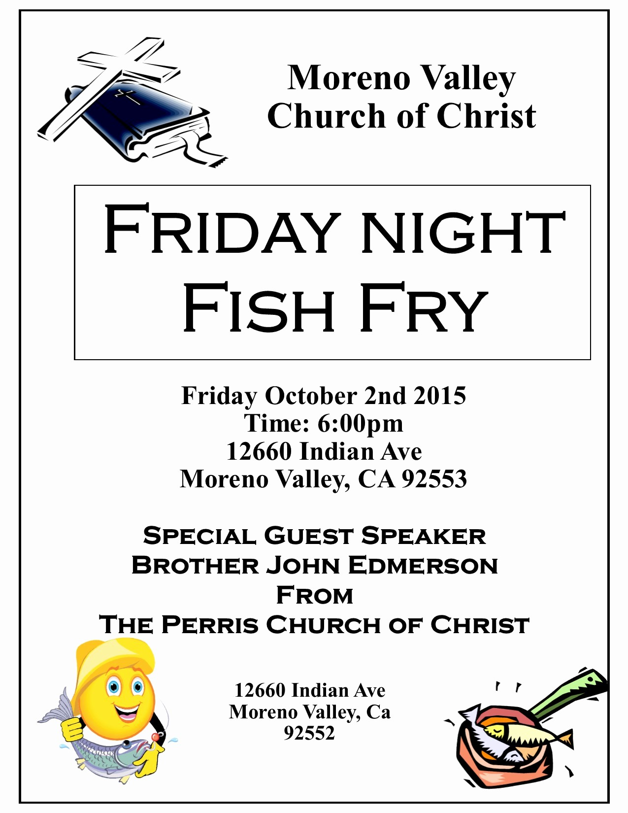 Free Fish Fry Flyer Templates Fresh Blank Fish Fry Flyer to Pin On Pinterest Pinsdaddy