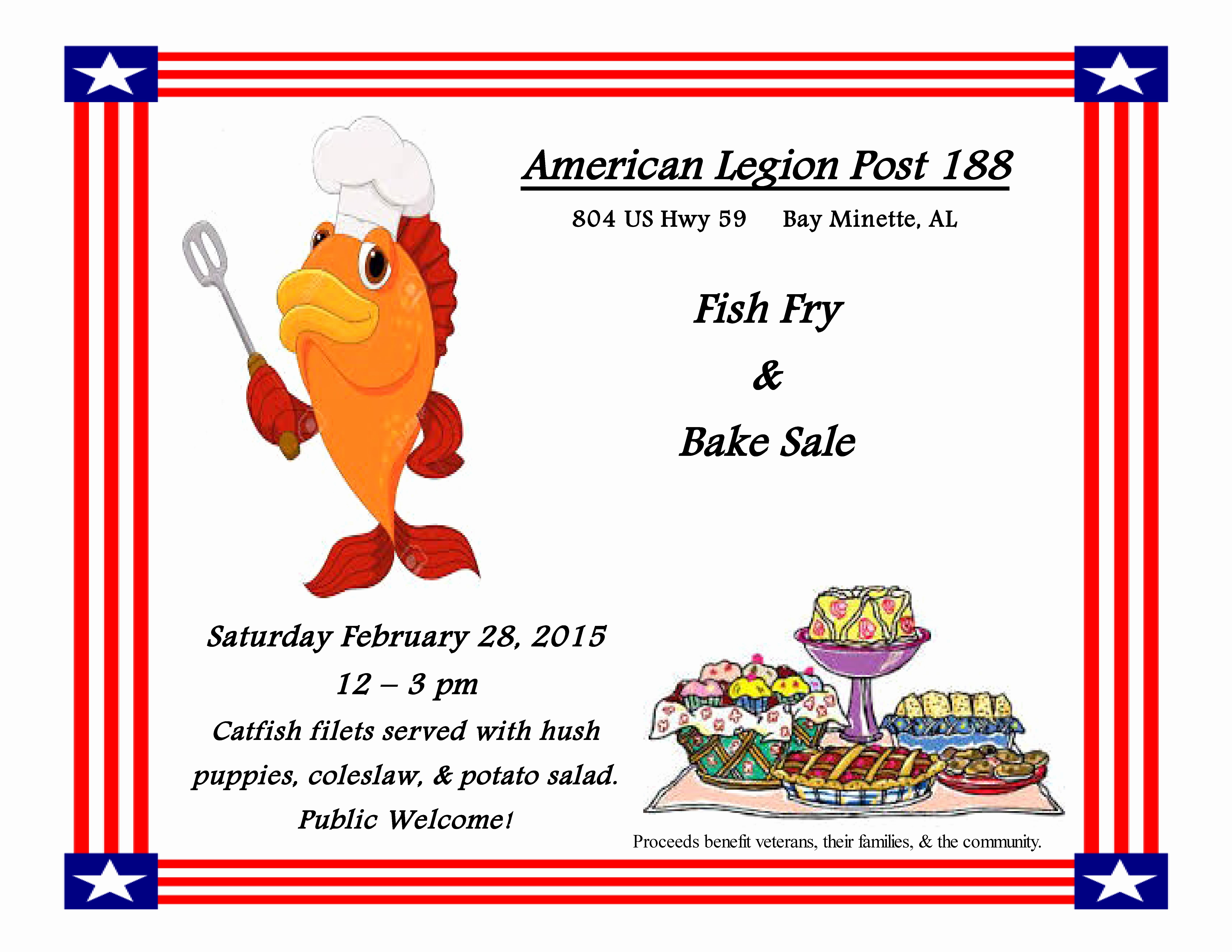 """Free Fish Fry Flyer Templates Fresh Search Results for """"american Legion Templates"""" – Calendar 2015"""